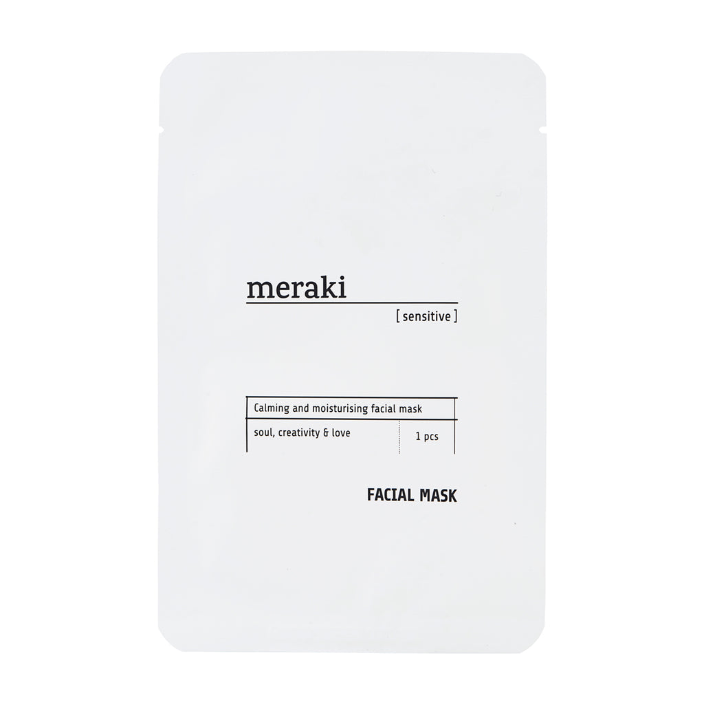 Meraki Facial mask, Sensitive