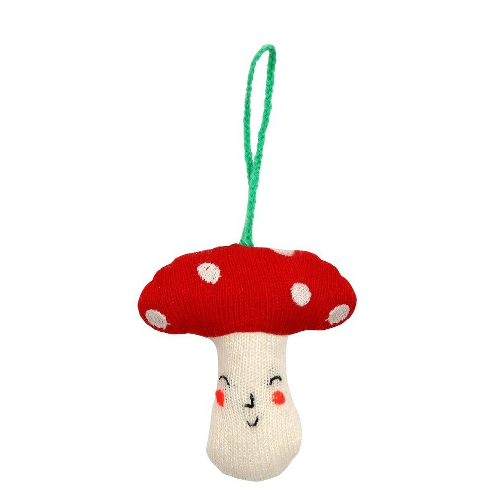 Meri Meri Toadstool Tree Decoration