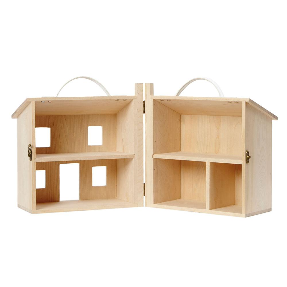 wooden dolls house olli ella