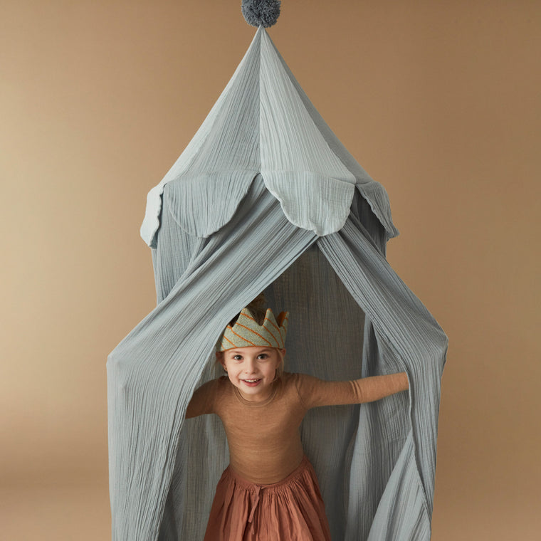 Ronja Canopy Rose Oyoy Mini Pink Organic Bed canopy