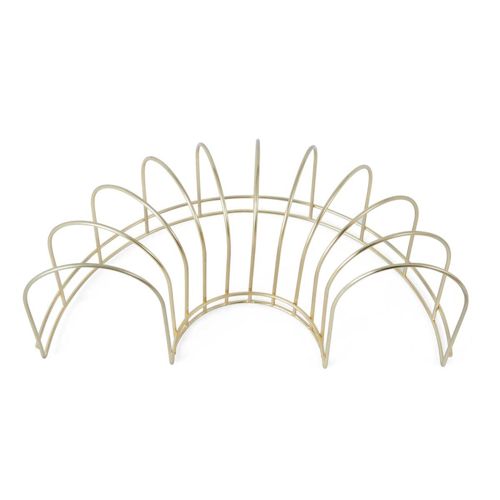dish drainer brass Oyoy living design
