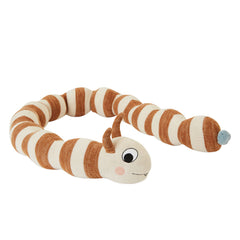 Leo larva figure oyoy living design knitted snake