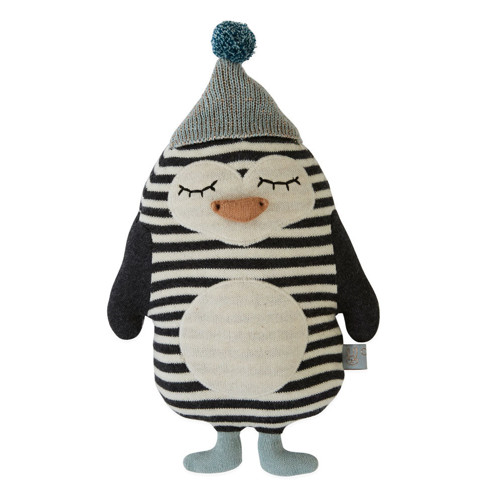 baby bob penguin cushion oyoy living