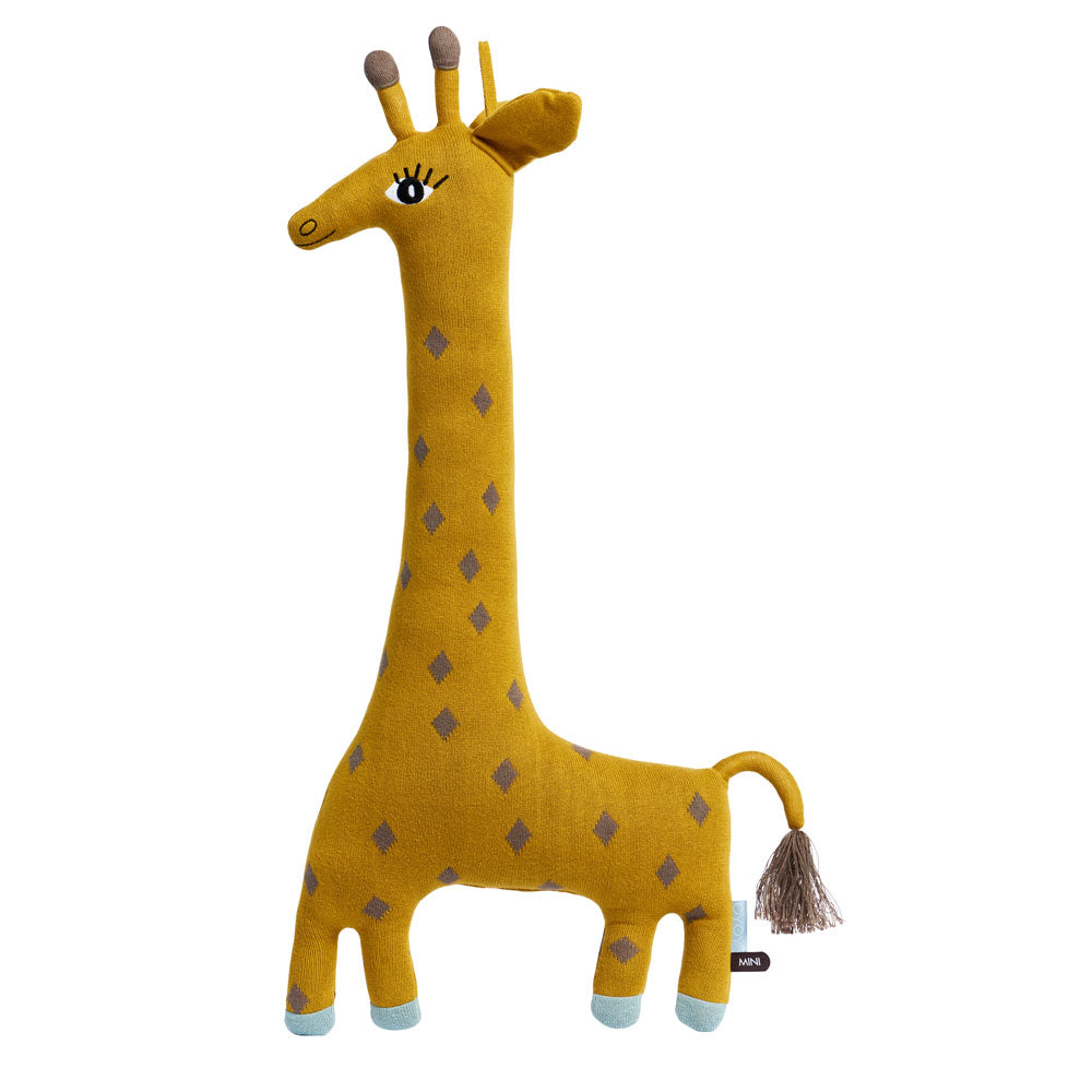 Noah the giraffe Oyoy Living large cushion