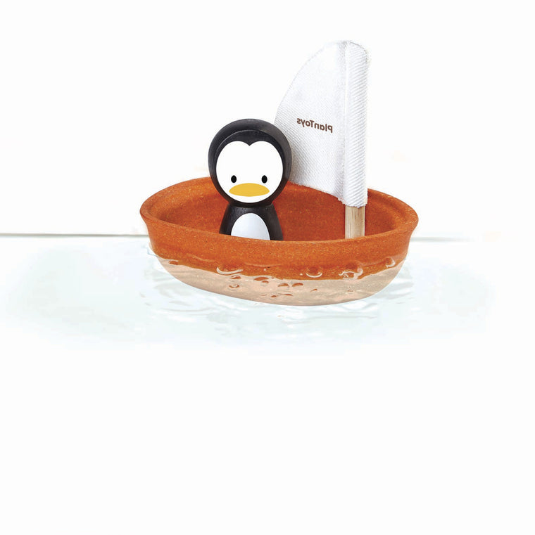 Sailing boat Penguin