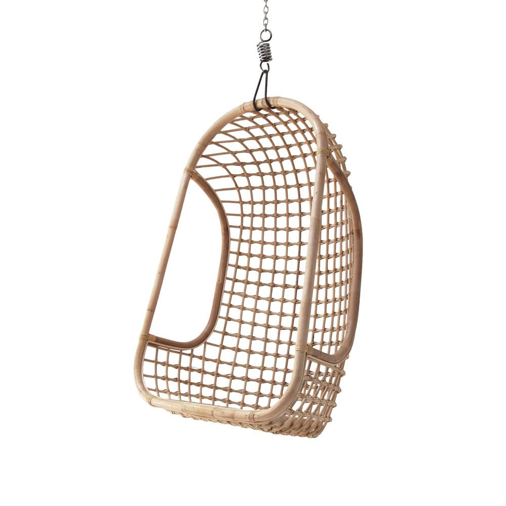 HK Living hanging rattan chair