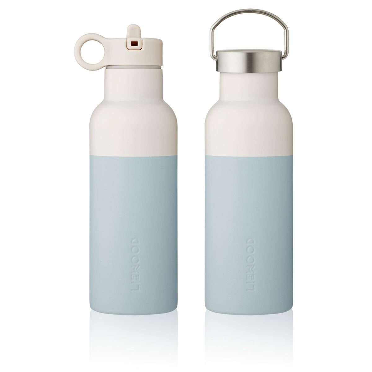 Liewood Neo Water bottle Sea blue/ Sandy mix