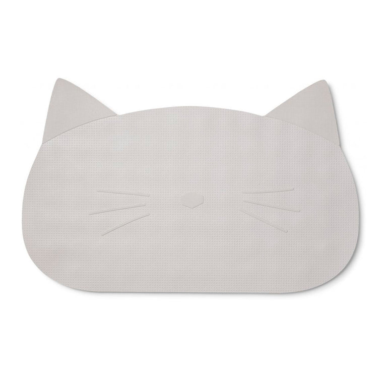 Storm Bathmat Cat dumbo grey