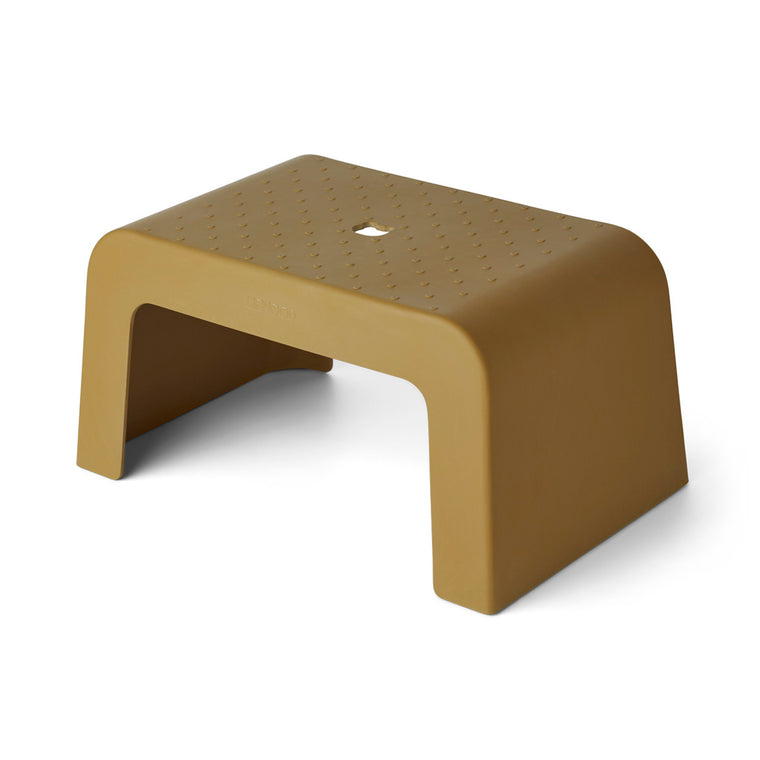 Ulla Step Stool - Olive Green