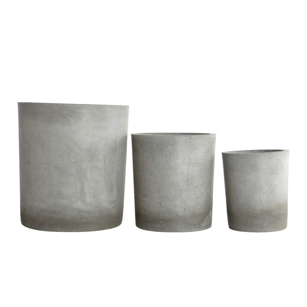 Planter, Ave, Light grey society of lifestyle