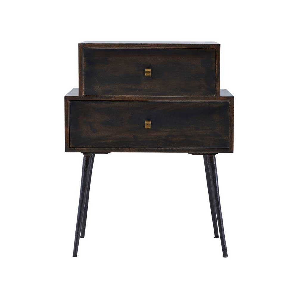 Drawer Club Black stain