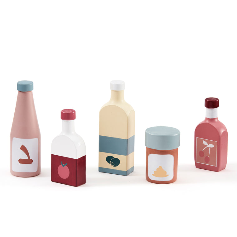 Kids Concept Bottle set 5 pieces
