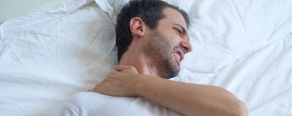 What to do when sleeping becomes a pain in the neck