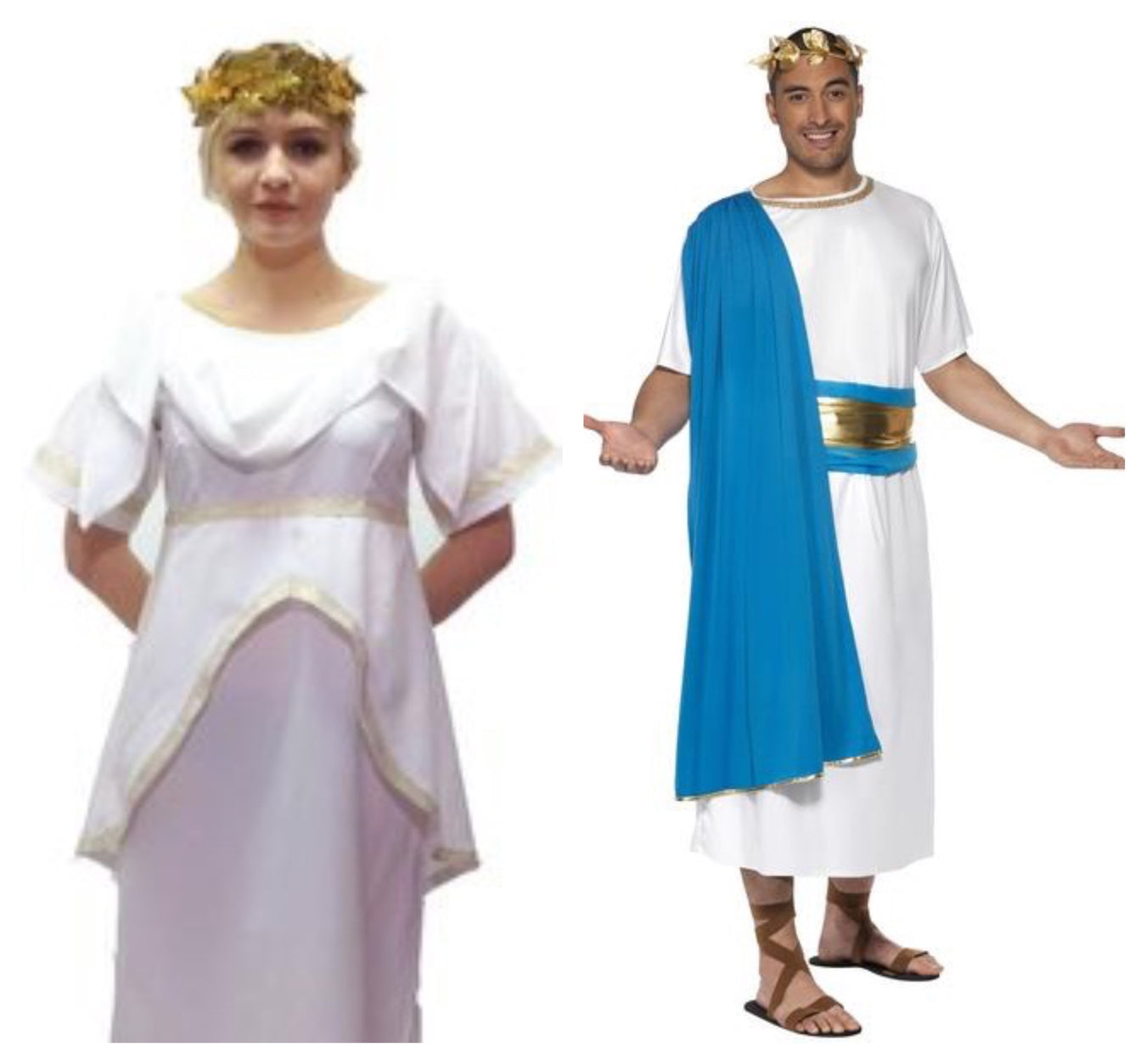 Romans & Greek Gods/Goddesses (HIRE)