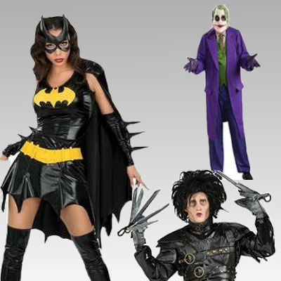 Halloween Hire Costumes (HIRE)