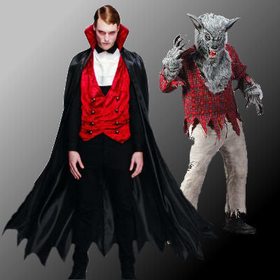 Halloween Mens Costumes (M)