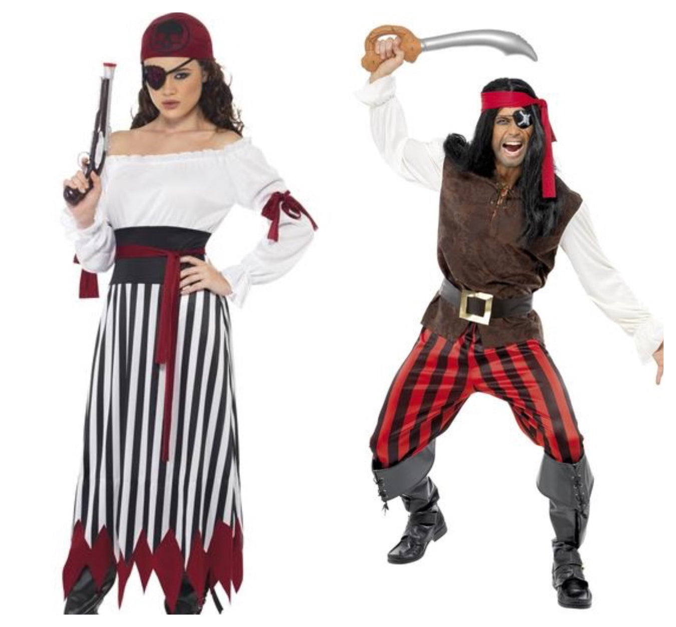 Pirates & Buccaneers (HIRE)