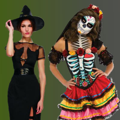 Halloween Womens Costumes (W)