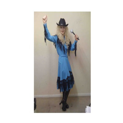 Dolly Parton Hire Costume