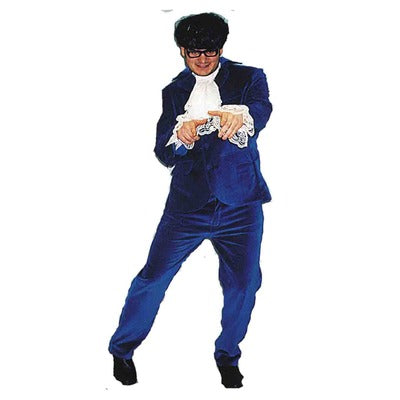 Austin Powers Hire Costume - The Ultimate Party Shop