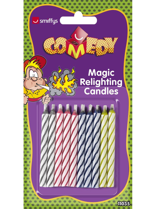 Joke - Relighting Candles - The Ultimate Party Shop