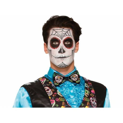 Day Of The Dead - Bow Tie - The Ultimate Balloon & Party Shop