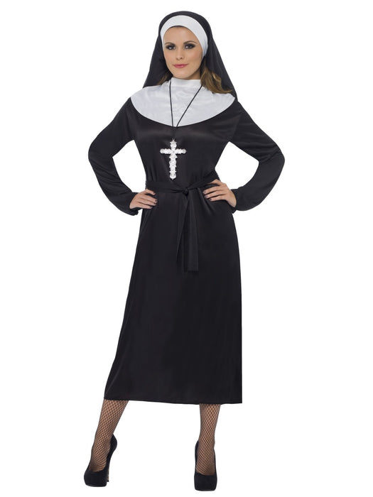 Nun (Long) Costume - The Ultimate Party Shop