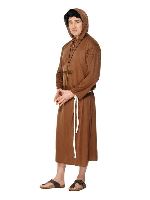 Monk Costume - The Ultimate Party Shop