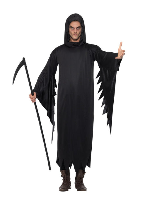 Adult Screamer Robe Fancy Dress Halloween Costume