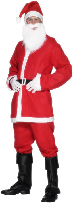 Budget Santa Suit - The Ultimate Balloon & Party Shop
