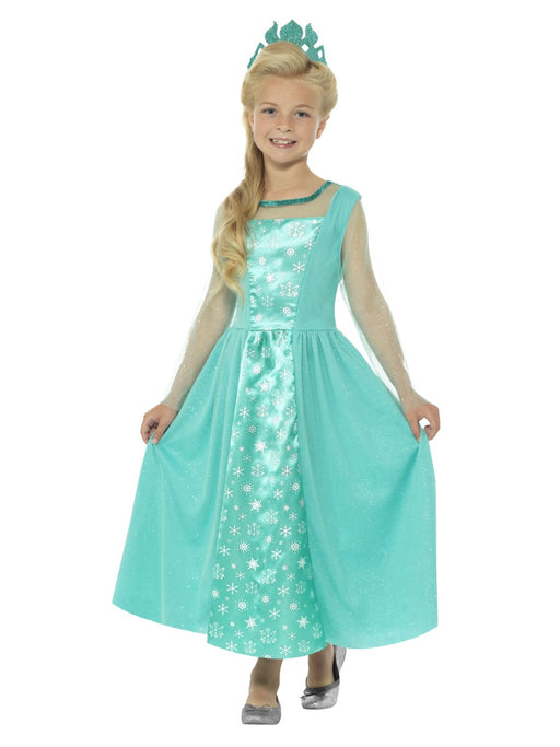 Ice Princess Children's Costume - The Ultimate Balloon & Party Shop
