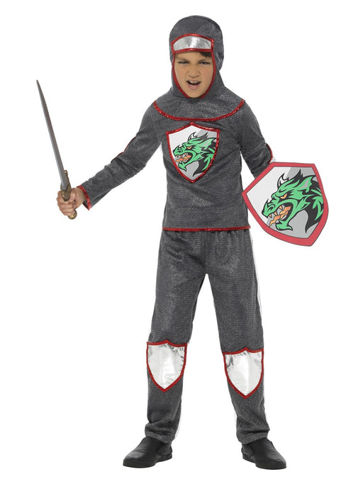 Knight Dlx Child's Costume