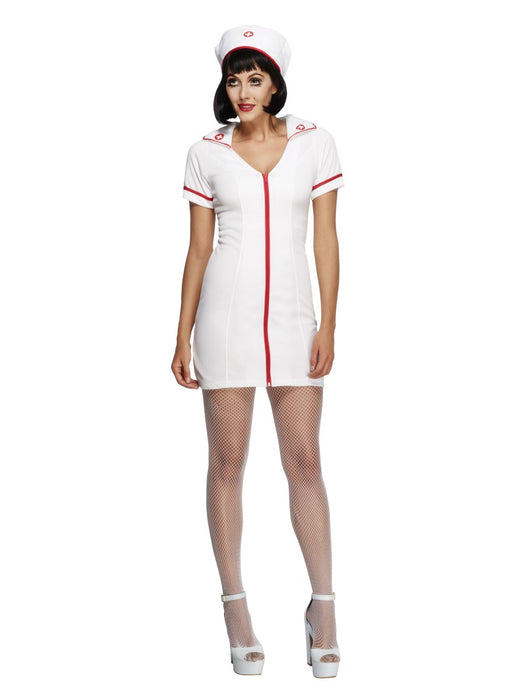 Fever No Nonsense Nurse Costume
