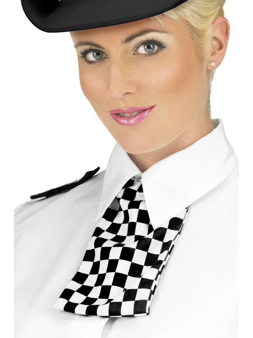 WPC Tie & Epaulettes Set - The Ultimate Party Shop