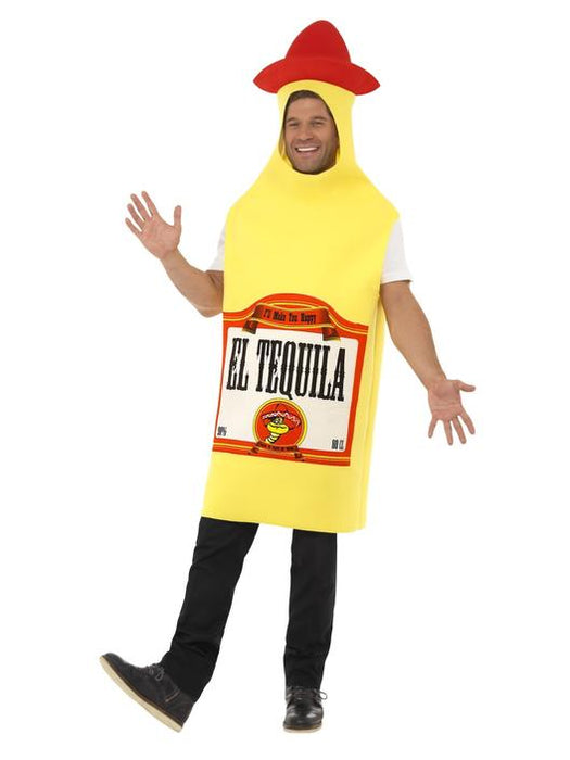 Tequila Bottle Costume - The Ultimate Party Shop