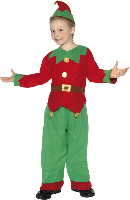 Child's Elf Costume - The Ultimate Party Shop
