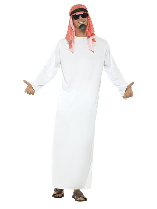 Fake Sheikh Costume - The Ultimate Party Shop