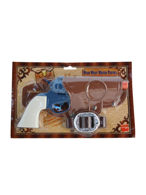 Wild West Water Pistol Gun - The Ultimate Party Shop