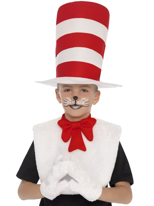 Cat In The Hat Instant Kit Children's Costume - The Ultimate Balloon & Party Shop