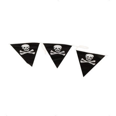 Pirate Flag Bunting - The Ultimate Party Shop