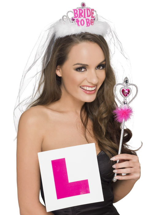 Bride To Be Accessory Kit - The Ultimate Balloon & Party Shop