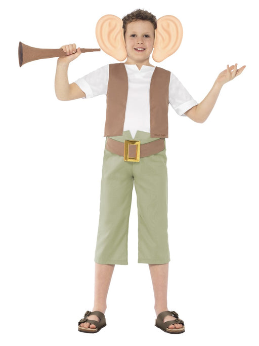 Roald Dahl Big Friendly Giant Children's Costume - The Ultimate Party Shop
