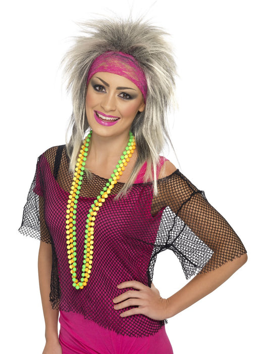 1980's Style String Vest - The Ultimate Party Shop