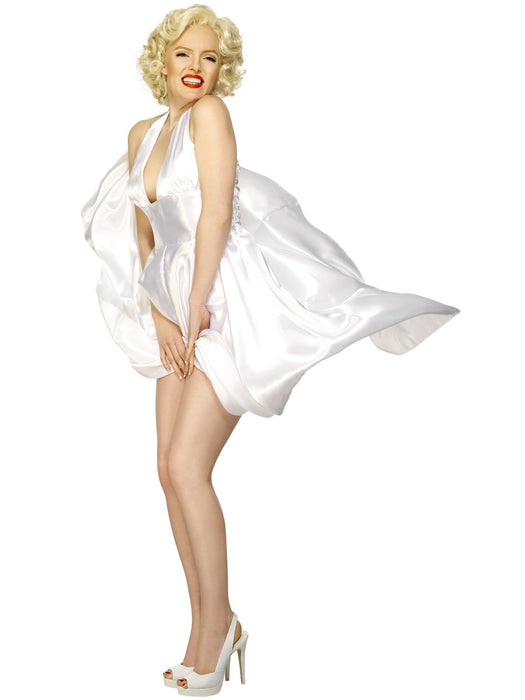 Marilyn Monroe Classic Female Costume - The Ultimate Balloon & Party Shop
