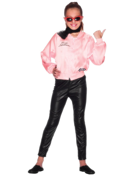 Pink Lady Jacket Children's Costume