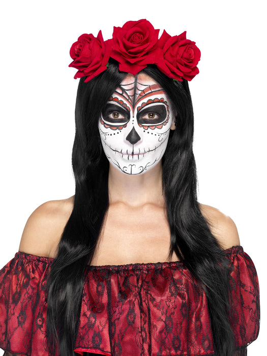 Day Of The Dead - Headband - The Ultimate Balloon & Party Shop