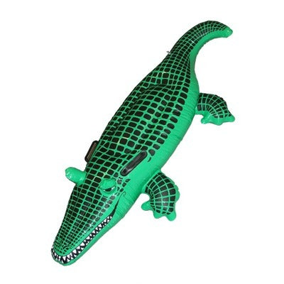 Inflatable Crocodile - The Ultimate Party Shop