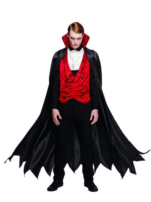 Fever Vampire Costume - The Ultimate Balloon & Party Shop