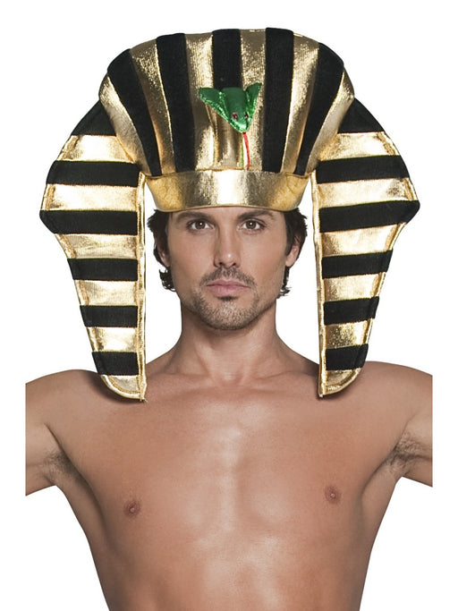 Egyptian Pharaoh Style Hat