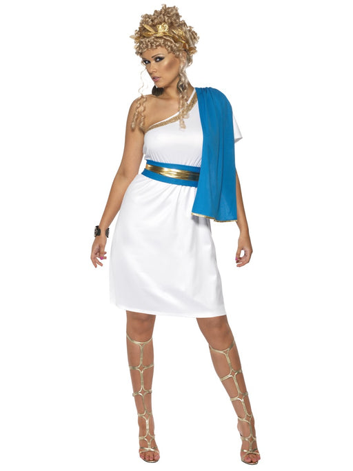 Roman Beauty Female Costume - The Ultimate Party Shop